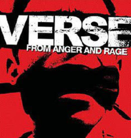 Used CD Verse- From Anger And Rage