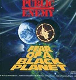 Used CD Public Enemy- Fear Of A Black Planet