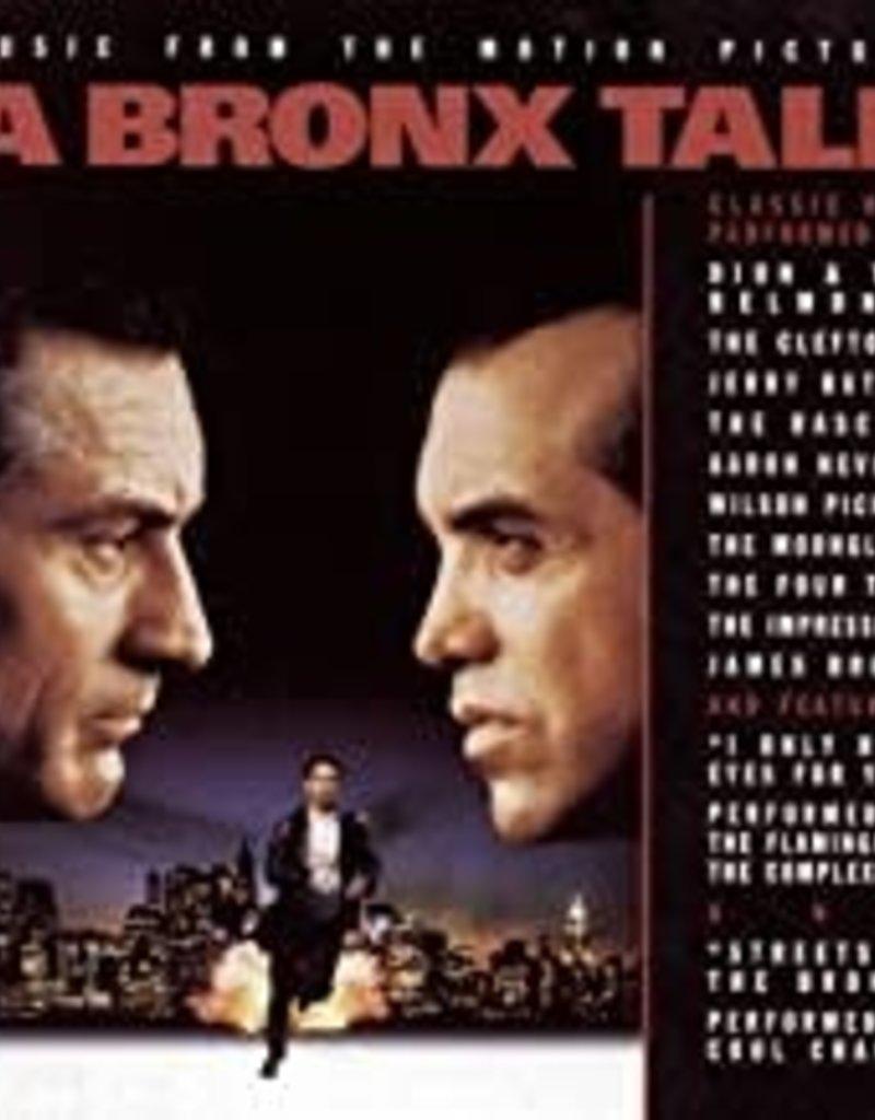 Used CD A Bronx Tale Soundtrack