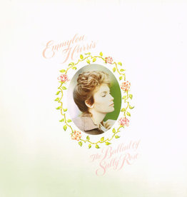 Used Vinyl Emmylou Harris- The Ballad Of Sally Rose (Sealed)
