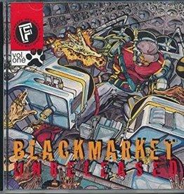 Used CD Various- Blackmarket Unreleased Vol. 1