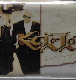 Used Cassette K-Ci & Jojo- Love Always