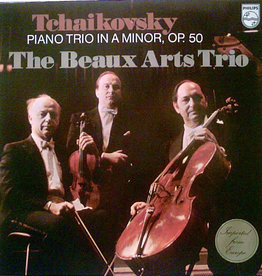 Used Vinyl Tchaikovsky- Piano Trio In A Minor, Op. 50