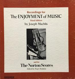 Used Vinyl Joseph Machlis- The Enjoyment Of Music