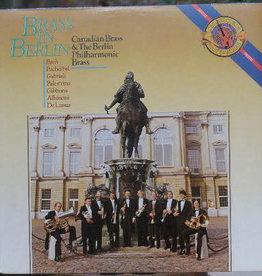 Used Vinyl Various- Brass In Berlin