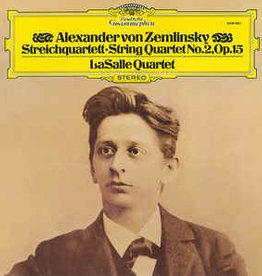 Used Vinyl Alexander Von Zemlinsky- String Quartet No. 2, Op. 15