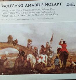 Used Vinyl Mozart- Concerto No. 2 in E Flat/ Concerto No. 3 In E Flat/ Concerto Rondo in E Flat