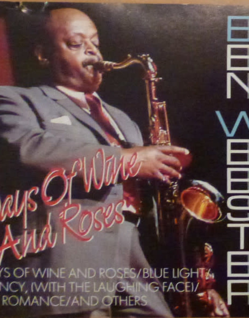 Used CD Ben Webster- Days Of Wine And Roses