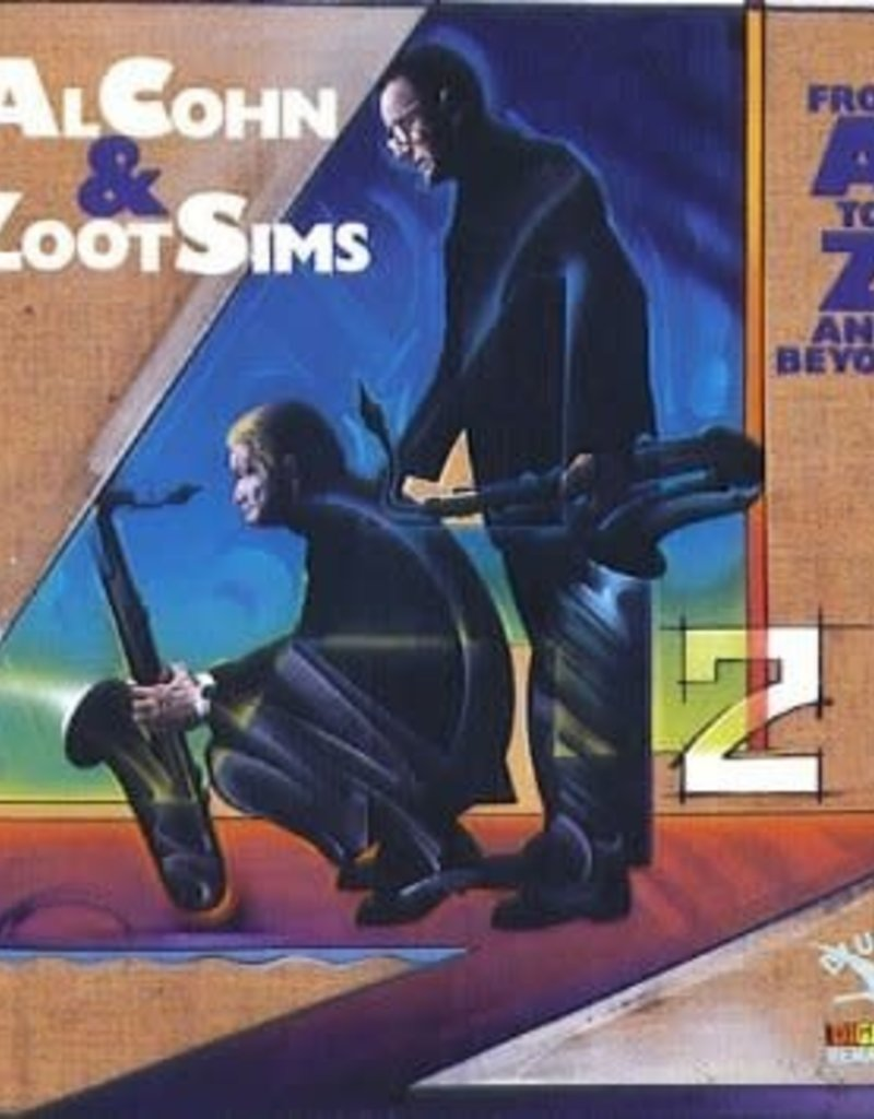 Used CD Al Cohn & Zoot Sims- From A To Z And Beyond