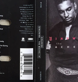 Used Cassette Ginuwine- Ginuwine... The Bachelor
