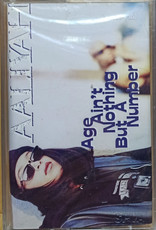 Used Cassette Aaliyah- Age Ain't Nothing But A Number