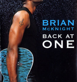 Used Cassette Brian McKnight- Back At One