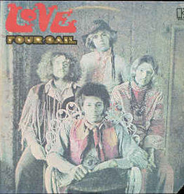 Used Vinyl Love- Four Sail