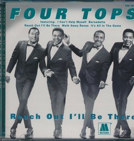 Used CD Four Tops- Reach Out I'll Be There
