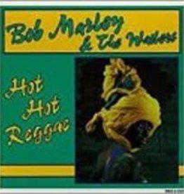 Used CD Bob Marley & The Wailers- Hot Hot Reggae