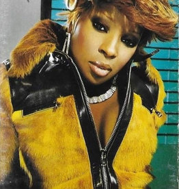 Used Cassette Mary J. Blige- No More Drama