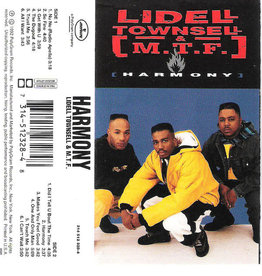 Used Cassette Lidell Townsell & M.T.F.- Harmony