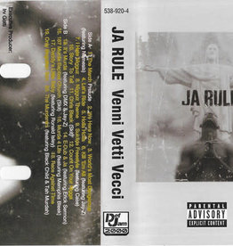 Used Cassette Ja Rule- Venni Vetti Vecci