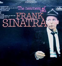 Used Vinyl Frank Sinatra- The Nearness Of You