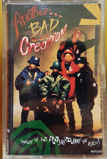 Used Cassette Another Bad Creation- Coolin' At The Playground Ya' Know