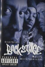 Used Cassette Backstage Soundtrack