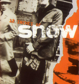 Used Cassette Snow- 12 Inches Of Snow