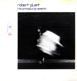 Used Vinyl Robert Plant- The Principle of Moments