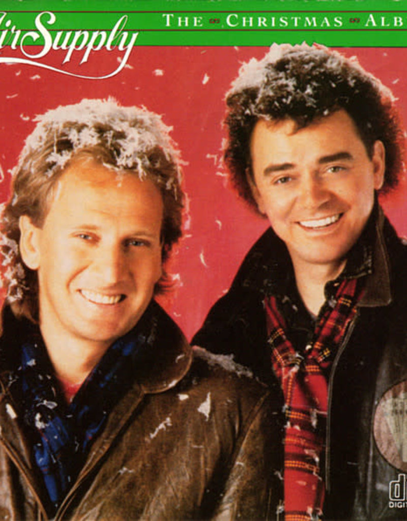 Used CD Air Supply- The Christmas Album
