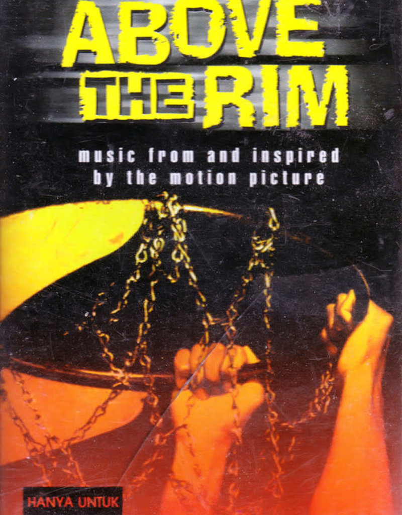 Used Cassette Above The Rim Soundtrack