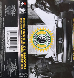 Used Cassette Pete Rock & CL Smooth- Mecca And The Soul Brother