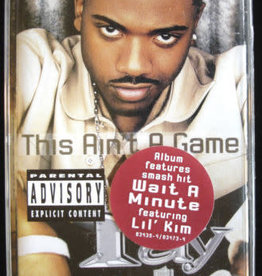 Used Cassette Ray J- This Ain't A Game