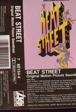 Used Cassette Beat Street Soundtrack
