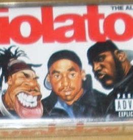 Used Cassette Various- Violator: The Album