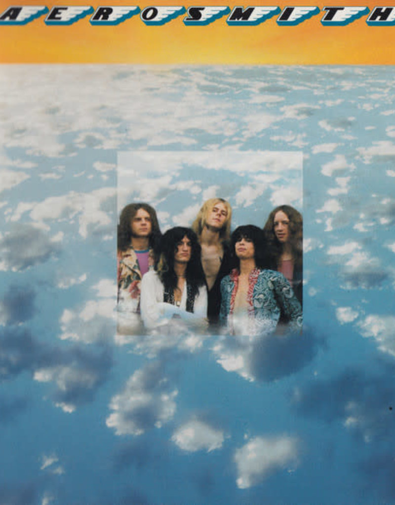 Used CD Aerosmith- Aerosmith