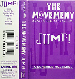 Used Cassette The Movement- Jump! (Single)