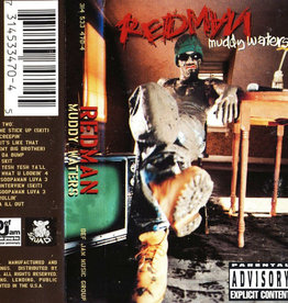 Used Cassette Redman- Muddy Waters