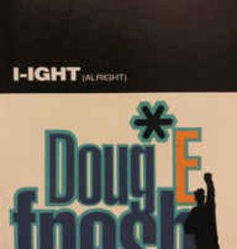 Used Cassette Doug E Fresh- I-Ight (Alright) [Single]