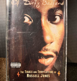 Used Cassette Ol' Dirty Bastard- The Trials And Tribulations Of Russell Jones