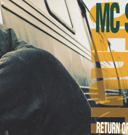 Used Cassette MC Serch- Return of the Product