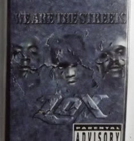 Used Cassette Lox- We Are The Streets