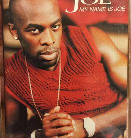 Used Cassette Joe- My Name Is Joe