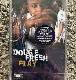 Used Cassette Doug E Fresh- Play
