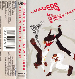 Used Cassette Leaders of the New School- A Future Without A Past