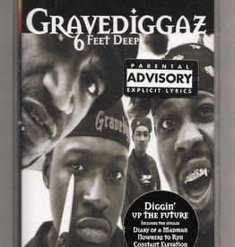 Used Cassette Gravediggaz- 6 Feet Deep