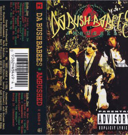 Used Cassette Da Bush Babees- Ambushed
