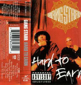 Used Cassette Gang Starr- Hard To Earn