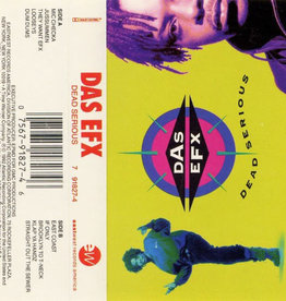 Used Cassette Das Efx- Dead Serious