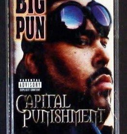 Used Cassette Big Pun- Capital Punishment