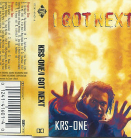 Used Cassette KRS-One- I Got Next