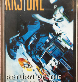 Used Cassette KRS-One- Return of the Boom Bap